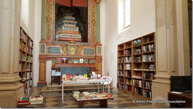 Obidos Book Store